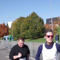 """Vilnius 10 km run, """"Run with Živilė Balčiūnaitė"""". - Tomas Korzikas (274)"""