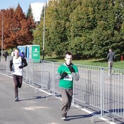 """Vilnius 10 km run, """"Run with Živilė Balčiūnaitė"""". - Vytenis Činskis (2444)"""