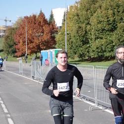 """Vilnius 10 km run, """"Run with Živilė Balčiūnaitė"""". - Andrius Semionovas (2472)"""