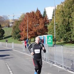 """Vilnius 10 km run, """"Run with Živilė Balčiūnaitė"""". - Aleksandras Zaicevas (2186)"""
