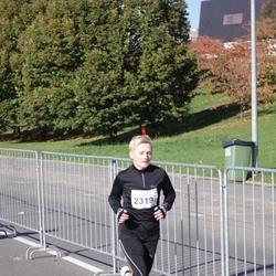 """Vilnius 10 km run, """"Run with Živilė Balčiūnaitė"""". - Regina Čistiakova (2319)"""