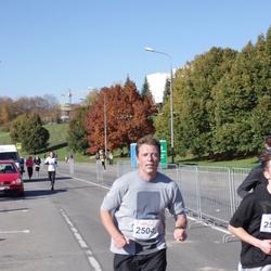 """Vilnius 10 km run, """"Run with Živilė Balčiūnaitė"""". - Merūnas Janulevičius (2504)"""