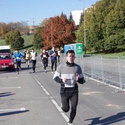 """Vilnius 10 km run, """"Run with Živilė Balčiūnaitė"""". - Edvinas Remeika (2298)"""
