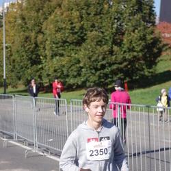 """Vilnius 10 km run, """"Run with Živilė Balčiūnaitė"""". - Joris Makauskis (2350)"""