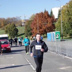 """Vilnius 10 km run, """"Run with Živilė Balčiūnaitė"""". - Egidijus Jasulaitis (2335)"""