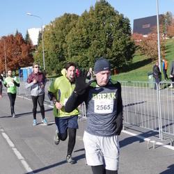 """Vilnius 10 km run, """"Run with Živilė Balčiūnaitė"""". - Arūnas Žemrieta (2565)"""