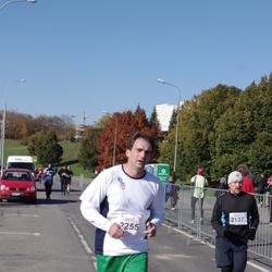 """Vilnius 10 km run, """"Run with Živilė Balčiūnaitė"""". - Nerijus Sidabras (2255)"""