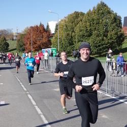 """Vilnius 10 km run, """"Run with Živilė Balčiūnaitė"""". - Lukas Rekevičius (2627)"""