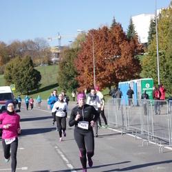 """Vilnius 10 km run, """"Run with Živilė Balčiūnaitė"""". - Maryna Hladkaja (2426)"""