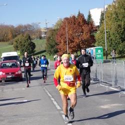 """Vilnius 10 km run, """"Run with Živilė Balčiūnaitė"""". - Algimantas Kartočius (2032)"""