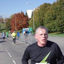 """Vilnius 10 km run, """"Run with Živilė Balčiūnaitė"""". - Audrius Miežys (2509)"""