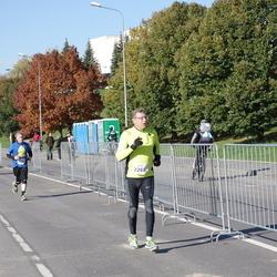 """Vilnius 10 km run, """"Run with Živilė Balčiūnaitė"""". - Virgintas Stogevičius (2268)"""