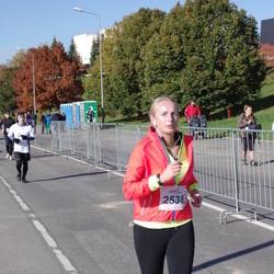 """Vilnius 10 km run, """"Run with Živilė Balčiūnaitė"""". - Vilija Olendriene (2538)"""