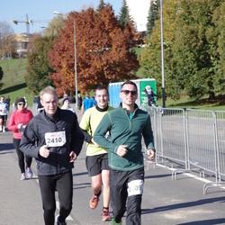 """Vilnius 10 km run, """"Run with Živilė Balčiūnaitė"""". - Martynas Ramanauskas (2410)"""