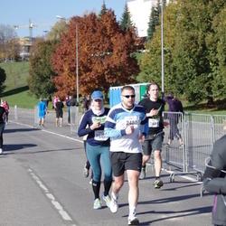 """Vilnius 10 km run, """"Run with Živilė Balčiūnaitė"""". - Andrius Černiauskas (2480)"""