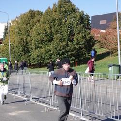 """Vilnius 10 km run, """"Run with Živilė Balčiūnaitė"""". - Mantas Juozėnas (2343)"""