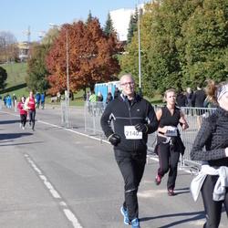 """Vilnius 10 km run, """"Run with Živilė Balčiūnaitė"""". - Vitalijus Gricius (2140)"""