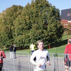 """Vilnius 10 km run, """"Run with Živilė Balčiūnaitė"""". - Joel Damin (2645)"""