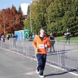 """Vilnius 10 km run, """"Run with Živilė Balčiūnaitė"""". - Karolis Sujeta (2463)"""