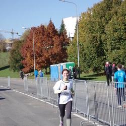 """Vilnius 10 km run, """"Run with Živilė Balčiūnaitė"""". - Alina Zemlienė (2251)"""