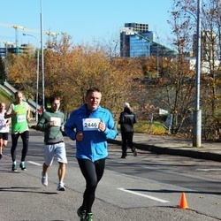 "Vilnius 10 km run, ""Run with Živilė Balčiūnaitė"". - Andrej Vidinevič (2446)"