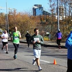 """Vilnius 10 km run, """"Run with Živilė Balčiūnaitė"""". - Marius Tamošiūnas (2121)"""