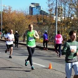 """Vilnius 10 km run, """"Run with Živilė Balčiūnaitė"""". - Giedrius Povilavičius (2039)"""
