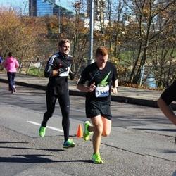 """Vilnius 10 km run, """"Run with Živilė Balčiūnaitė"""". - Meinardas Valkevičius (2535)"""