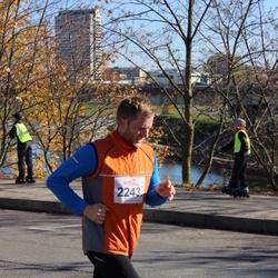 """Vilnius 10 km run, """"Run with Živilė Balčiūnaitė"""". - Aurelijus Bernatavičius (2243)"""