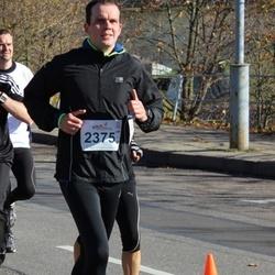 """Vilnius 10 km run, """"Run with Živilė Balčiūnaitė"""". - Marius Jakštys (2375)"""