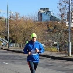 """Vilnius 10 km run, """"Run with Živilė Balčiūnaitė"""". - Irmantas Šitkauskas (2168)"""