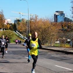"""Vilnius 10 km run, """"Run with Živilė Balčiūnaitė"""". - Andrius Dapkevicius (2557)"""