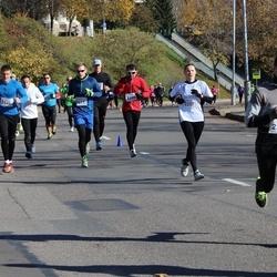 """Vilnius 10 km run, """"Run with Živilė Balčiūnaitė"""". - Vaiva Mikelevičienė (2257), Edvinas Remeika (2298)"""