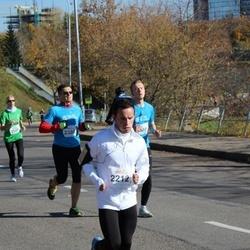 """Vilnius 10 km run, """"Run with Živilė Balčiūnaitė"""". - Remigijus Zigmantas (2212)"""