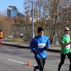 """Vilnius 10 km run, """"Run with Živilė Balčiūnaitė"""". - Ernestas Gaižauskas (2582)"""