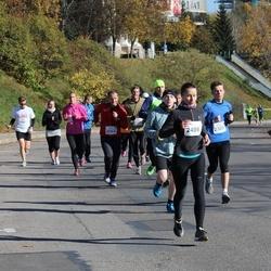 """Vilnius 10 km run, """"Run with Živilė Balčiūnaitė"""". - Laura Šlepikaitė (2498)"""