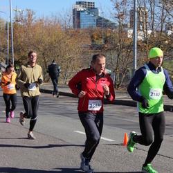 """Vilnius 10 km run, """"Run with Živilė Balčiūnaitė"""". - Vaidas Kazlauskas (2182)"""