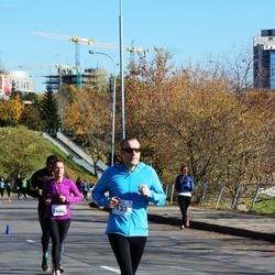 """Vilnius 10 km run, """"Run with Živilė Balčiūnaitė"""". - Tomas Misevičius (2133)"""