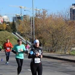 """Vilnius 10 km run, """"Run with Živilė Balčiūnaitė"""". - Karolina Karpavičiūtė (2241)"""