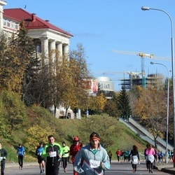 """Vilnius 10 km run, """"Run with Živilė Balčiūnaitė"""". - Laurynas Marcinkus (2630)"""