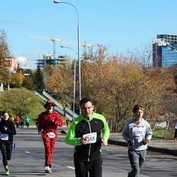 """Vilnius 10 km run, """"Run with Živilė Balčiūnaitė"""". - Dainius Virbickas (2555)"""