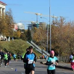 """Vilnius 10 km run, """"Run with Živilė Balčiūnaitė"""". - Justinas Albrikas (2159)"""
