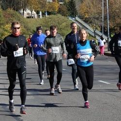 """Vilnius 10 km run, """"Run with Živilė Balčiūnaitė"""". - Tomas Jonkus (2456), Tomas Valiukevičius (2639)"""