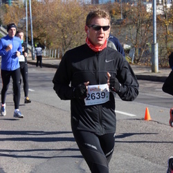 """Vilnius 10 km run, """"Run with Živilė Balčiūnaitė"""". - Tomas Valiukevičius (2639)"""