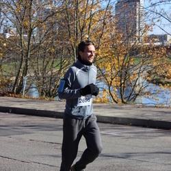 """Vilnius 10 km run, """"Run with Živilė Balčiūnaitė"""". - Dainius Glemža (2608)"""