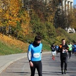 """Vilnius 10 km run, """"Run with Živilė Balčiūnaitė"""". - Vytenis Buzas (2239)"""