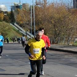 """Vilnius 10 km run, """"Run with Živilė Balčiūnaitė"""". - Jonas Vilčinskas (2038)"""