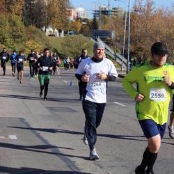 """Vilnius 10 km run, """"Run with Živilė Balčiūnaitė"""". - Darius Gudelevicius (2264)"""