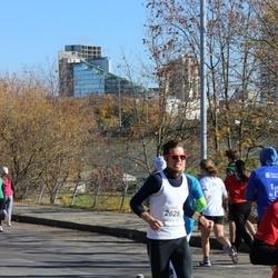 """Vilnius 10 km run, """"Run with Živilė Balčiūnaitė"""". - Rapolas Striūkas (2628)"""