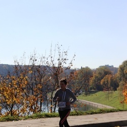 """Vilnius 10 km run, """"Run with Živilė Balčiūnaitė"""". - Aistė Remeikienė (2248)"""